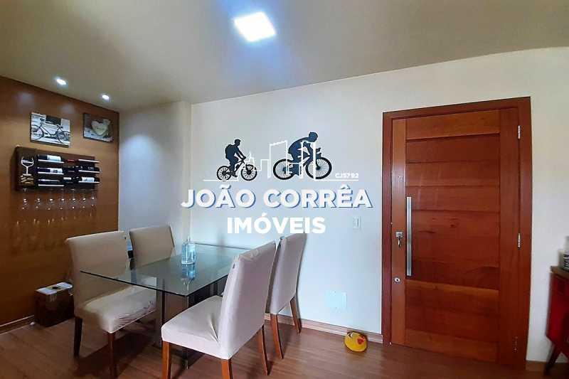 06 Salão - Apartamento à venda Rua Padre Ildefonso Penalba,Méier, Rio de Janeiro - R$ 315.000 - CBAP20343 - 7