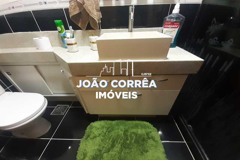 07 Banheiro social - Apartamento à venda Rua Padre Ildefonso Penalba,Méier, Rio de Janeiro - R$ 315.000 - CBAP20343 - 8