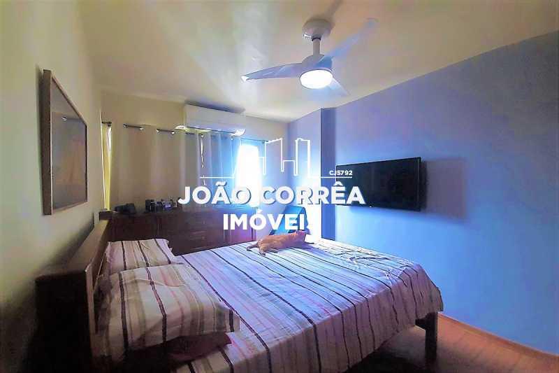 08 Quarto casal - Apartamento à venda Rua Padre Ildefonso Penalba,Méier, Rio de Janeiro - R$ 315.000 - CBAP20343 - 9