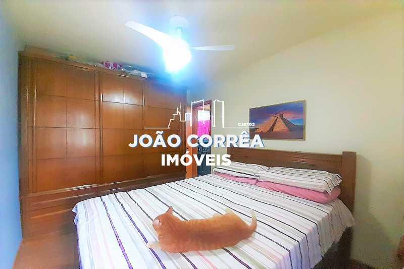 09 Qaurto casal - Apartamento à venda Rua Padre Ildefonso Penalba,Méier, Rio de Janeiro - R$ 315.000 - CBAP20343 - 10