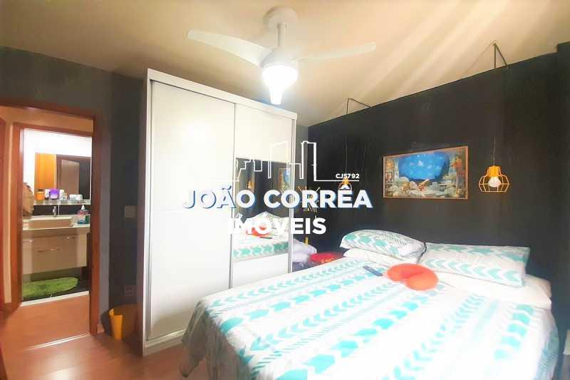 10 Segundo quarto - Apartamento à venda Rua Padre Ildefonso Penalba,Méier, Rio de Janeiro - R$ 315.000 - CBAP20343 - 11