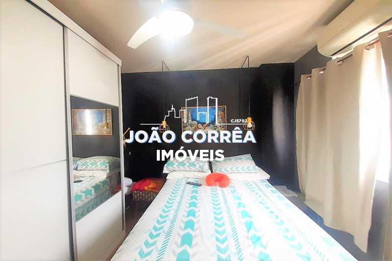 11 Segundo quarto - Apartamento à venda Rua Padre Ildefonso Penalba,Méier, Rio de Janeiro - R$ 315.000 - CBAP20343 - 12