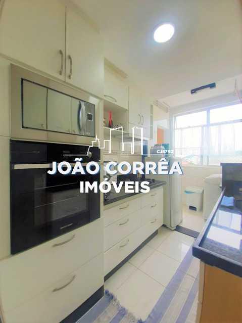 12 Copa cozinha - Apartamento à venda Rua Padre Ildefonso Penalba,Méier, Rio de Janeiro - R$ 315.000 - CBAP20343 - 13