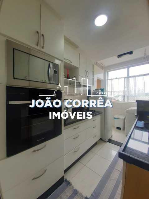 13 Copa cozinha - Apartamento à venda Rua Padre Ildefonso Penalba,Méier, Rio de Janeiro - R$ 315.000 - CBAP20343 - 14