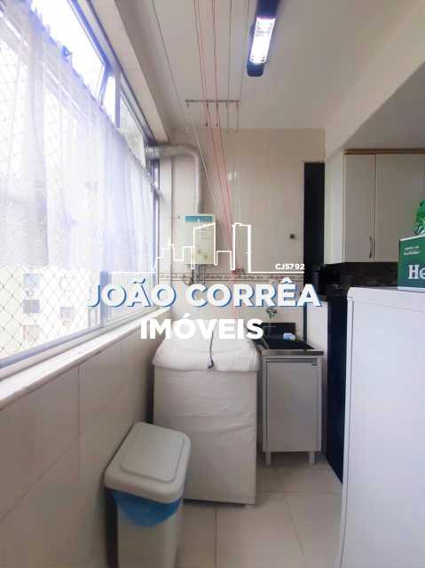 14 Área serviço - Apartamento à venda Rua Padre Ildefonso Penalba,Méier, Rio de Janeiro - R$ 315.000 - CBAP20343 - 15