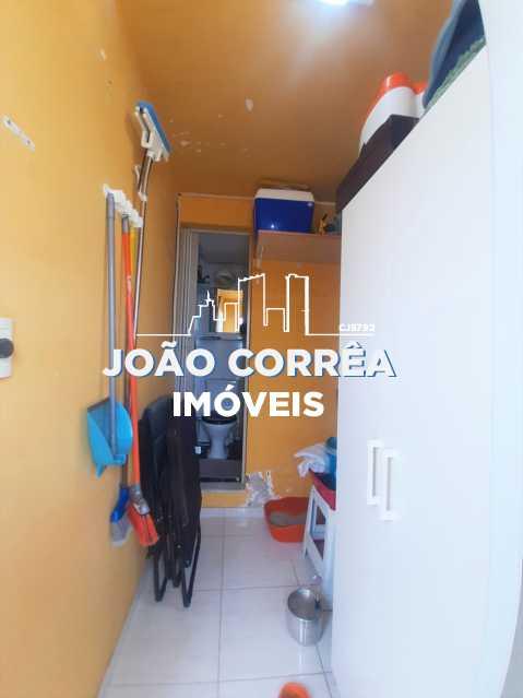 15 Quarto de empregada - Apartamento à venda Rua Padre Ildefonso Penalba,Méier, Rio de Janeiro - R$ 315.000 - CBAP20343 - 16