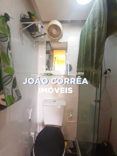 16 Banheiro serviço - Apartamento à venda Rua Padre Ildefonso Penalba,Méier, Rio de Janeiro - R$ 315.000 - CBAP20343 - 17