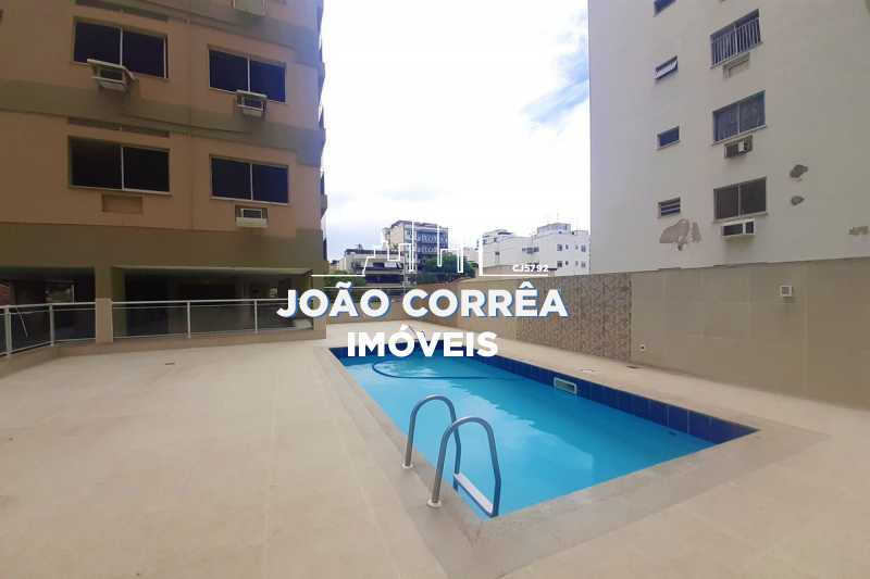 17 Piscina - Apartamento à venda Rua Padre Ildefonso Penalba,Méier, Rio de Janeiro - R$ 315.000 - CBAP20343 - 18
