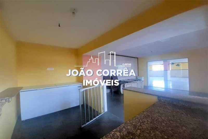 18 Salão festas - Apartamento à venda Rua Padre Ildefonso Penalba,Méier, Rio de Janeiro - R$ 315.000 - CBAP20343 - 19