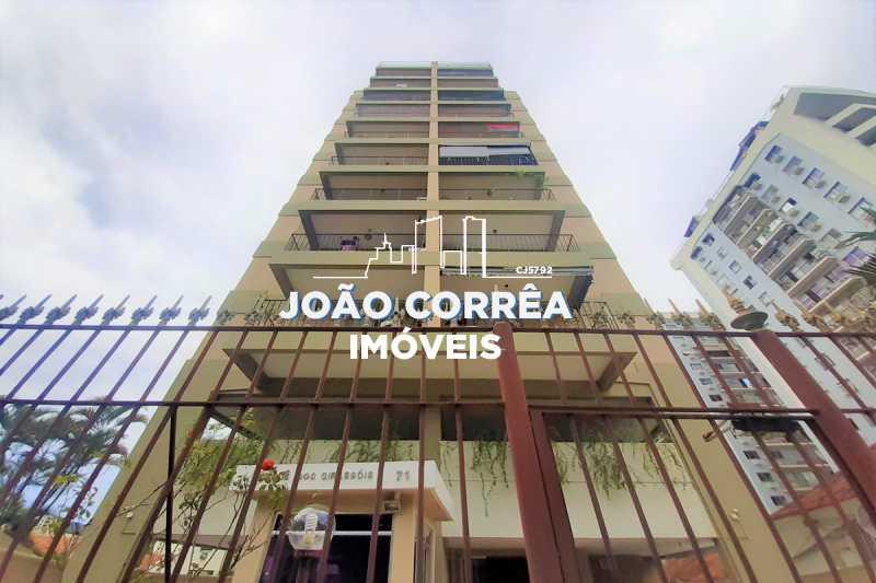 20 Fachada - Apartamento à venda Rua Padre Ildefonso Penalba,Méier, Rio de Janeiro - R$ 315.000 - CBAP20343 - 21