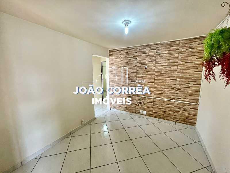 01 Salão - Apartamento à venda Avenida Dom Hélder Câmara,Cascadura, Rio de Janeiro - R$ 120.000 - CBAP20344 - 1