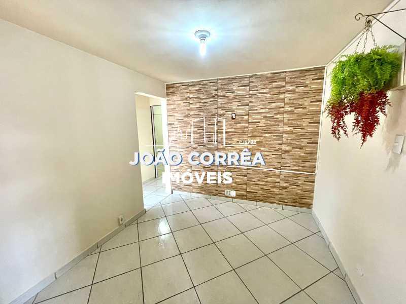 02 Salão - Apartamento à venda Avenida Dom Hélder Câmara,Cascadura, Rio de Janeiro - R$ 120.000 - CBAP20344 - 3