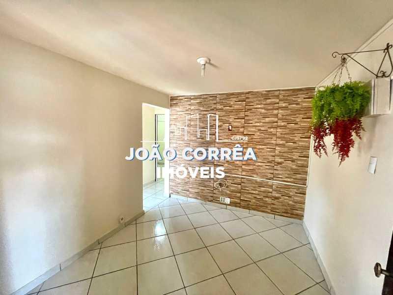 03 Salão - Apartamento à venda Avenida Dom Hélder Câmara,Cascadura, Rio de Janeiro - R$ 120.000 - CBAP20344 - 4