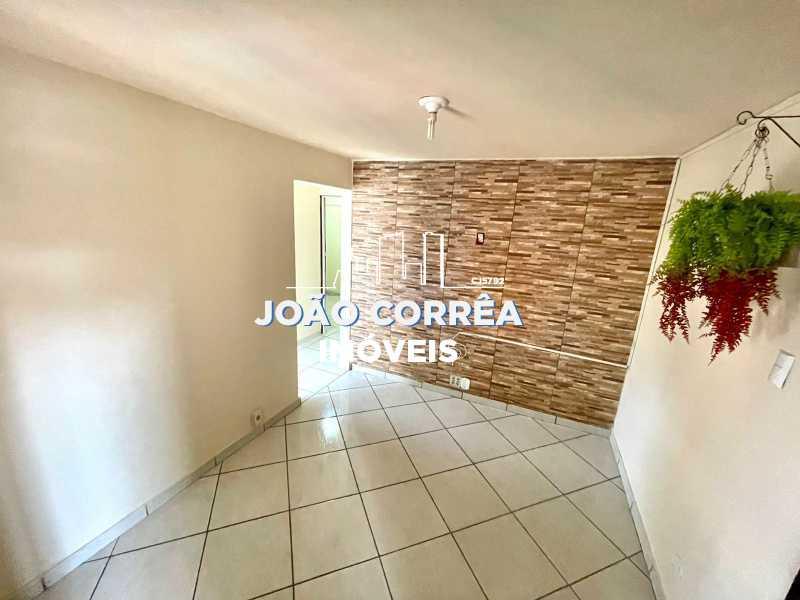 04 Salão - Apartamento à venda Avenida Dom Hélder Câmara,Cascadura, Rio de Janeiro - R$ 120.000 - CBAP20344 - 5