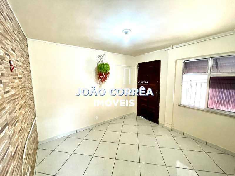 07 Salão - Apartamento à venda Avenida Dom Hélder Câmara,Cascadura, Rio de Janeiro - R$ 120.000 - CBAP20344 - 8
