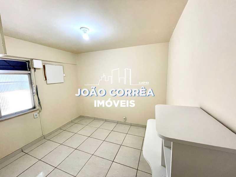08 Primeiro quarto - Apartamento à venda Avenida Dom Hélder Câmara,Cascadura, Rio de Janeiro - R$ 120.000 - CBAP20344 - 9