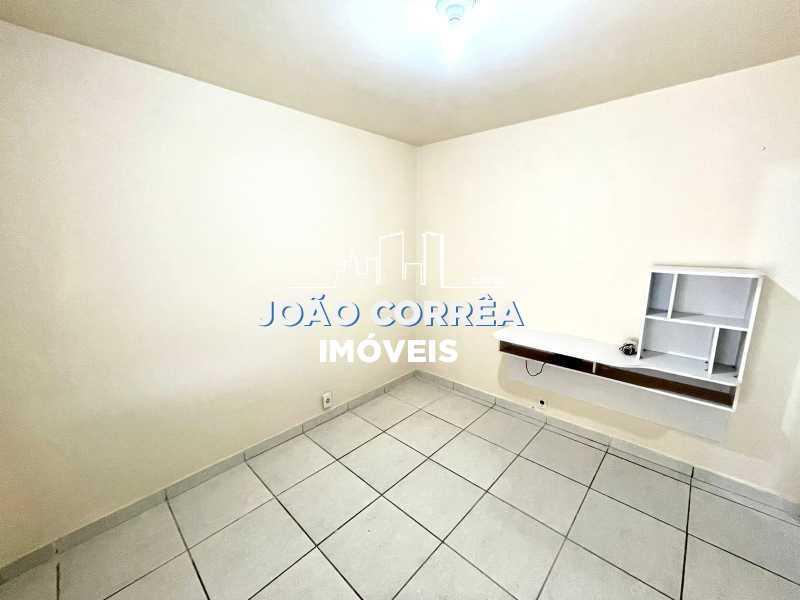 09 Primeiro quarto - Apartamento à venda Avenida Dom Hélder Câmara,Cascadura, Rio de Janeiro - R$ 120.000 - CBAP20344 - 10