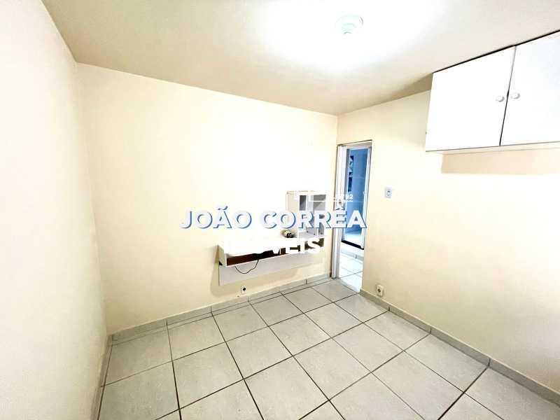 10 Primeiro quarto - Apartamento à venda Avenida Dom Hélder Câmara,Cascadura, Rio de Janeiro - R$ 120.000 - CBAP20344 - 11