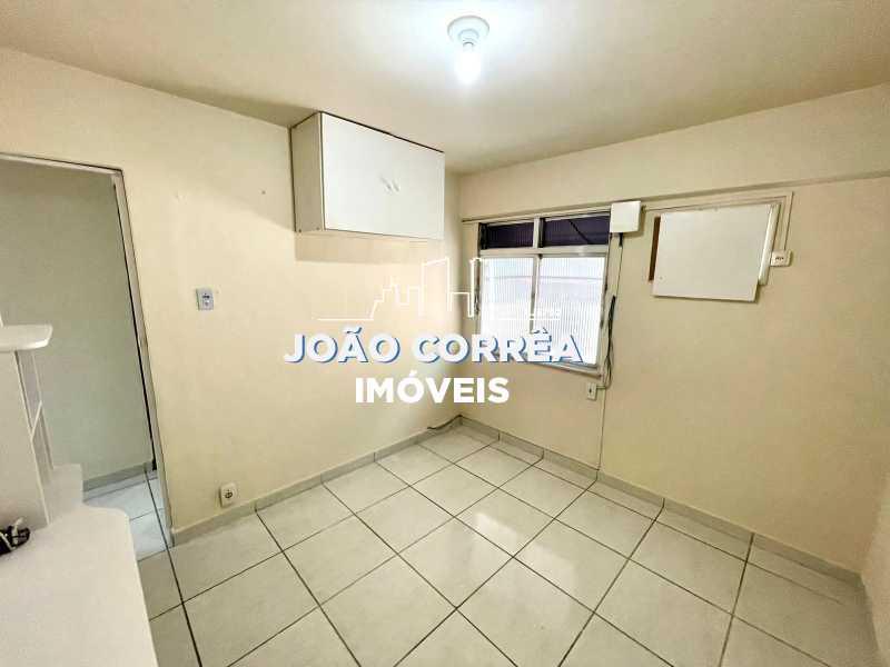 11 Primeiro quarto - Apartamento à venda Avenida Dom Hélder Câmara,Cascadura, Rio de Janeiro - R$ 120.000 - CBAP20344 - 12