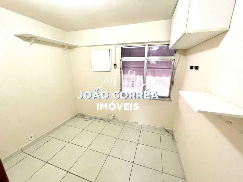12 Segundo quarto - Apartamento à venda Avenida Dom Hélder Câmara,Cascadura, Rio de Janeiro - R$ 120.000 - CBAP20344 - 13