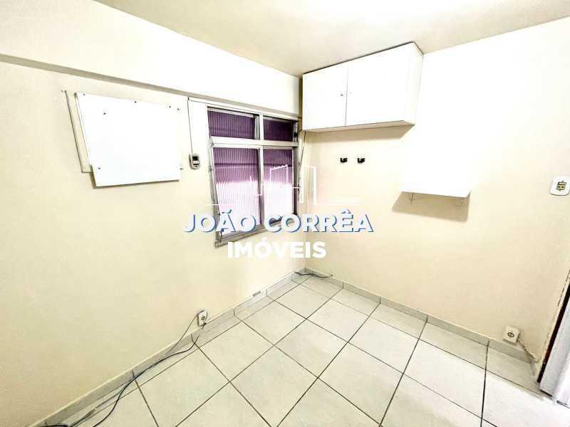 13 Primeiro quarto - Apartamento à venda Avenida Dom Hélder Câmara,Cascadura, Rio de Janeiro - R$ 120.000 - CBAP20344 - 14