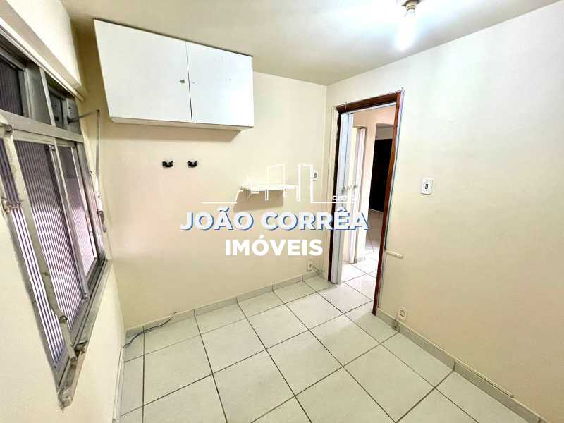 14 Segundo quarto - Apartamento à venda Avenida Dom Hélder Câmara,Cascadura, Rio de Janeiro - R$ 120.000 - CBAP20344 - 15