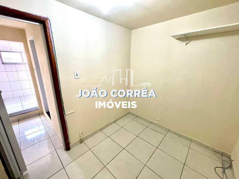 15 Segundo quarto - Apartamento à venda Avenida Dom Hélder Câmara,Cascadura, Rio de Janeiro - R$ 120.000 - CBAP20344 - 16