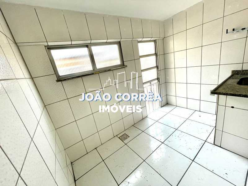 17 Cozinha - Apartamento à venda Avenida Dom Hélder Câmara,Cascadura, Rio de Janeiro - R$ 120.000 - CBAP20344 - 19