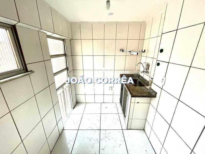 18 Cozinha - Apartamento à venda Avenida Dom Hélder Câmara,Cascadura, Rio de Janeiro - R$ 120.000 - CBAP20344 - 20