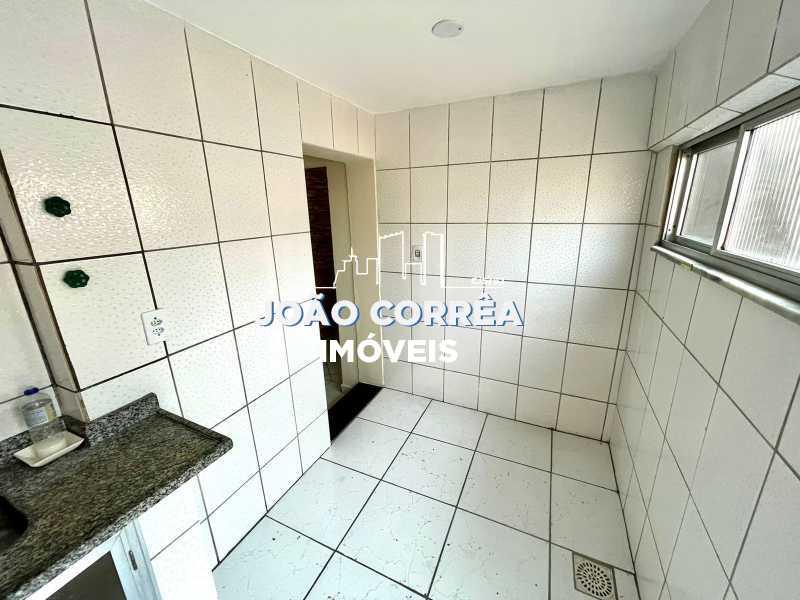 19 Cozinha - Apartamento à venda Avenida Dom Hélder Câmara,Cascadura, Rio de Janeiro - R$ 120.000 - CBAP20344 - 21