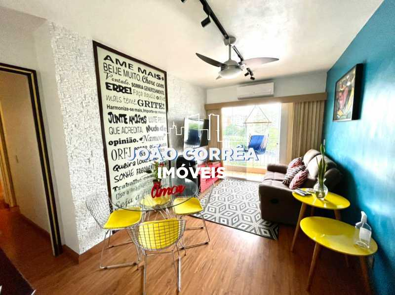 01 Salão - Apartamento à venda Rua Moacir de Almeida,Tomás Coelho, Rio de Janeiro - R$ 180.000 - CBAP20345 - 1