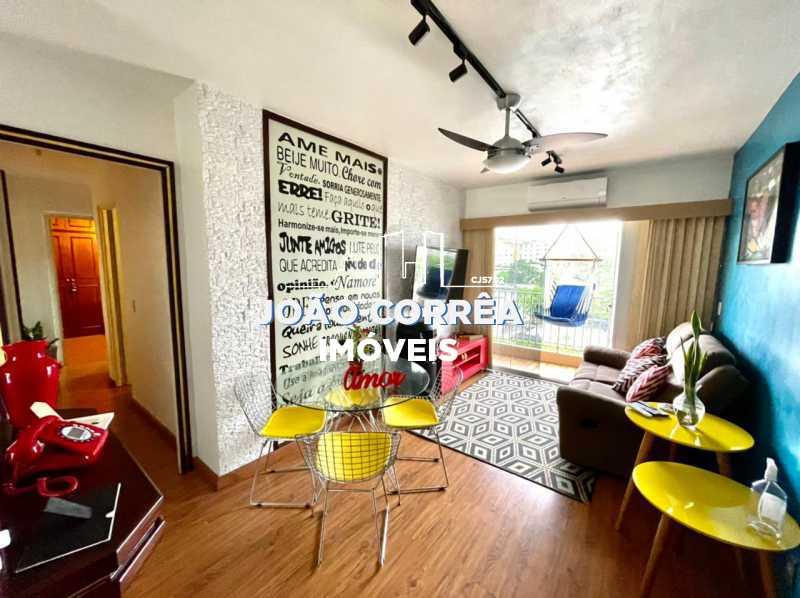 02 Salão - Apartamento à venda Rua Moacir de Almeida,Tomás Coelho, Rio de Janeiro - R$ 180.000 - CBAP20345 - 3