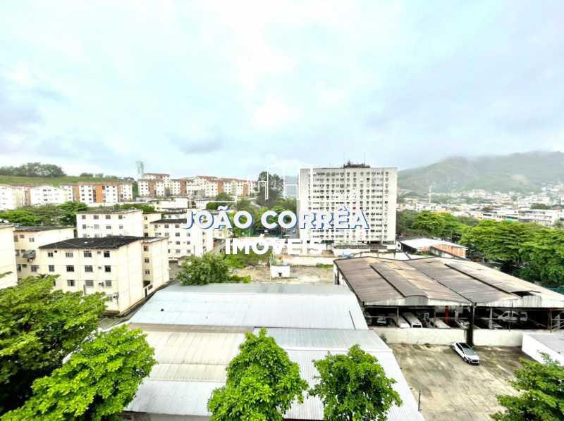 05 Vista - Apartamento à venda Rua Moacir de Almeida,Tomás Coelho, Rio de Janeiro - R$ 180.000 - CBAP20345 - 6