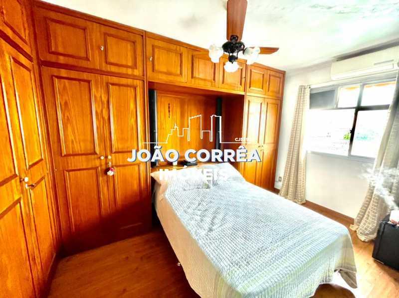 06 Quarto casal - Apartamento à venda Rua Moacir de Almeida,Tomás Coelho, Rio de Janeiro - R$ 180.000 - CBAP20345 - 7