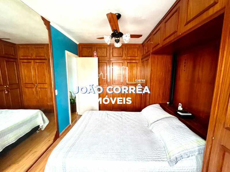 07 Quarto casal - Apartamento à venda Rua Moacir de Almeida,Tomás Coelho, Rio de Janeiro - R$ 180.000 - CBAP20345 - 8
