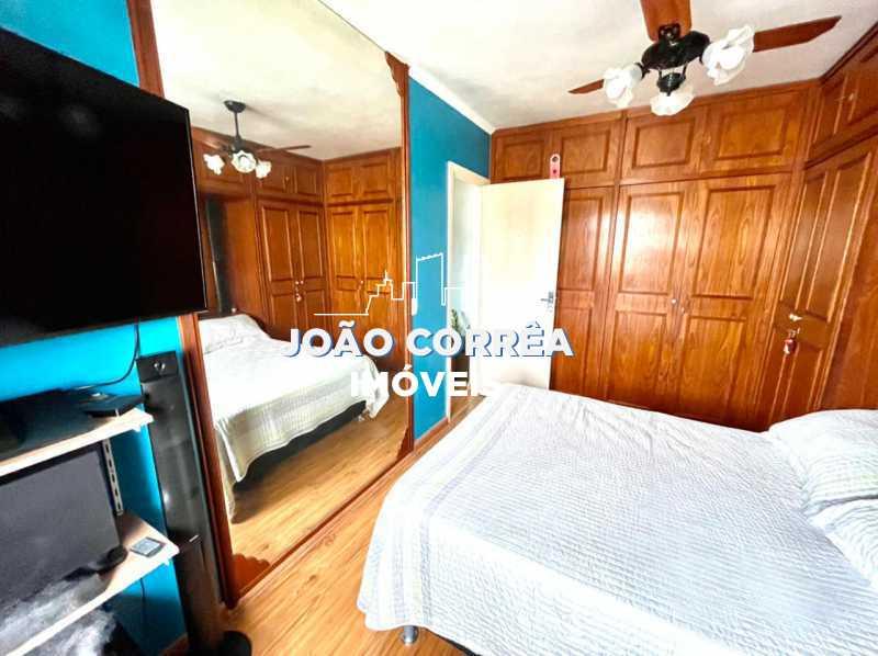 08 Quarto casal - Apartamento à venda Rua Moacir de Almeida,Tomás Coelho, Rio de Janeiro - R$ 180.000 - CBAP20345 - 9