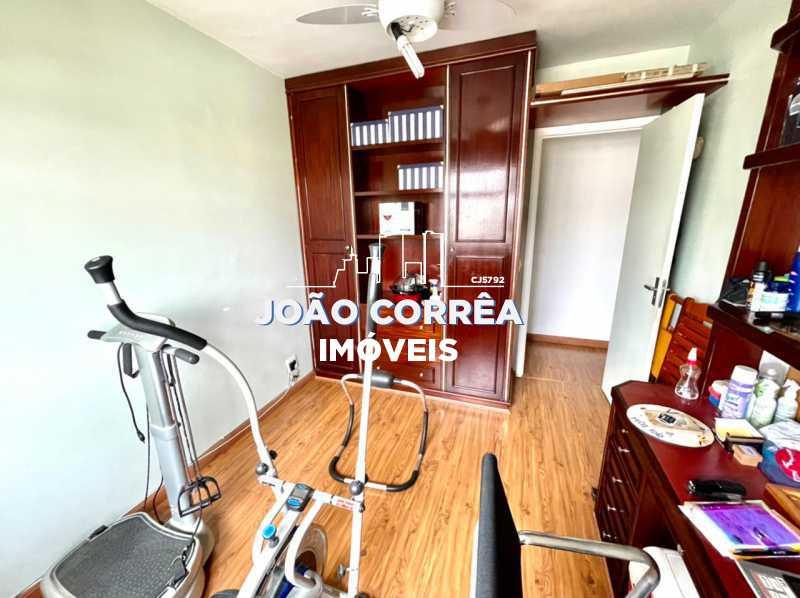 10 Segundo quarto - Apartamento à venda Rua Moacir de Almeida,Tomás Coelho, Rio de Janeiro - R$ 180.000 - CBAP20345 - 11