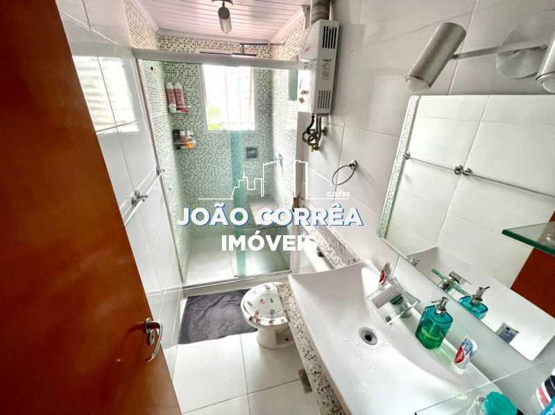 11 Banheiro social - Apartamento à venda Rua Moacir de Almeida,Tomás Coelho, Rio de Janeiro - R$ 180.000 - CBAP20345 - 12