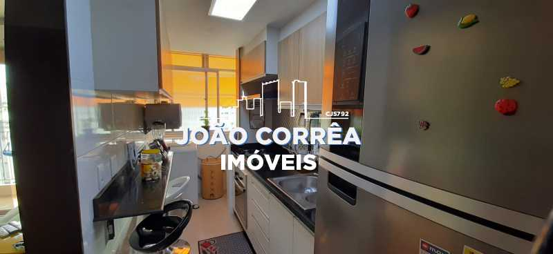 13 Cozinha - Apartamento à venda Rua Moacir de Almeida,Tomás Coelho, Rio de Janeiro - R$ 180.000 - CBAP20345 - 14