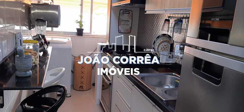14 Cozinha - Apartamento à venda Rua Moacir de Almeida,Tomás Coelho, Rio de Janeiro - R$ 180.000 - CBAP20345 - 15
