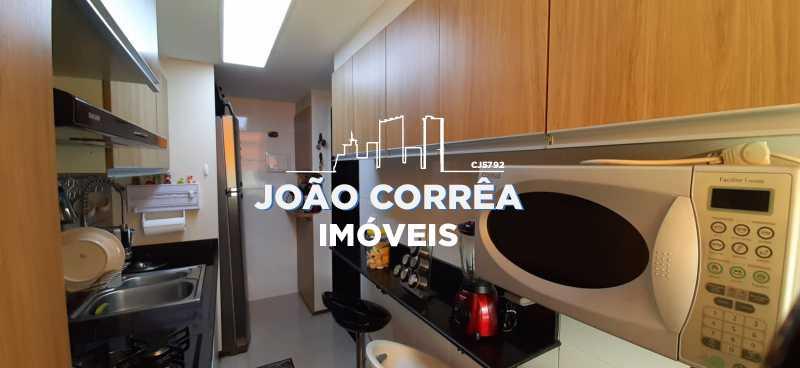 15 Cozinha - Apartamento à venda Rua Moacir de Almeida,Tomás Coelho, Rio de Janeiro - R$ 180.000 - CBAP20345 - 16