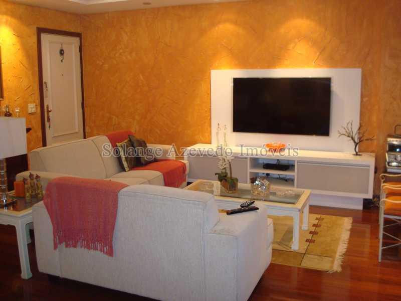 1 - Apartamento À VENDA, Tijuca, Rio de Janeiro, RJ - TJAP40012 - 3
