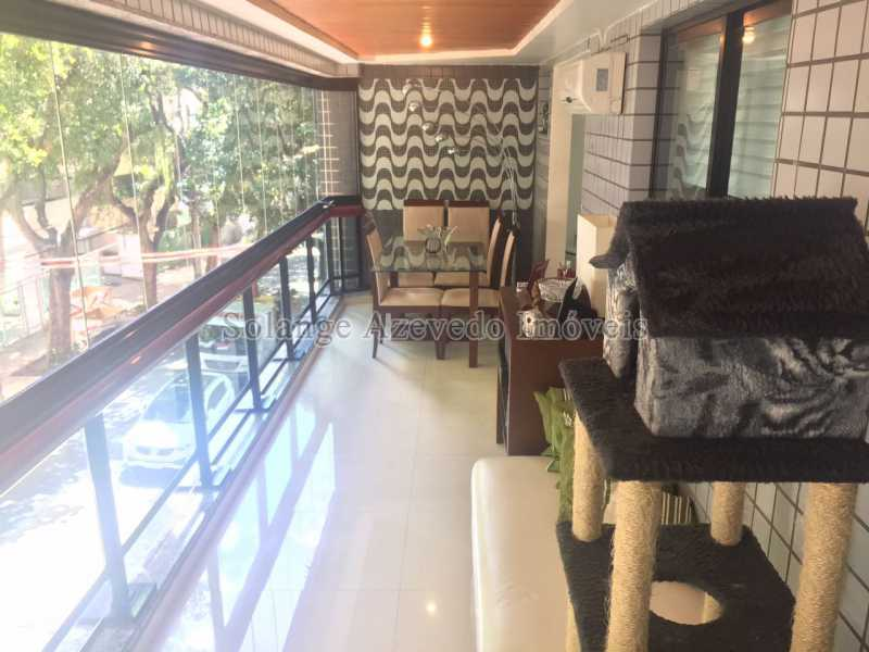 Apartamento 2 quartos à venda Tijuca, Rio de Janeiro - R$ 575.000 - TJAP20446 - 3