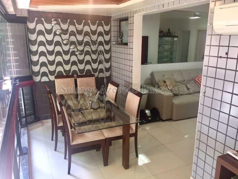 1 - Apartamento 2 quartos à venda Tijuca, Rio de Janeiro - R$ 575.000 - TJAP20446 - 4