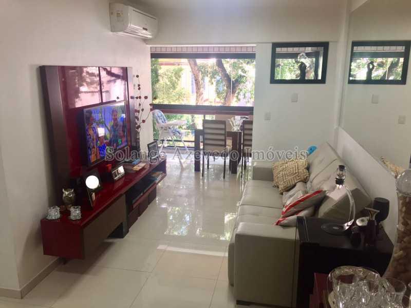2 - Apartamento 2 quartos à venda Tijuca, Rio de Janeiro - R$ 575.000 - TJAP20446 - 1