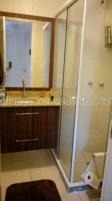 banheiro socialA- - Apartamento À VENDA, Tijuca, Rio de Janeiro, RJ - TJAP20521 - 24