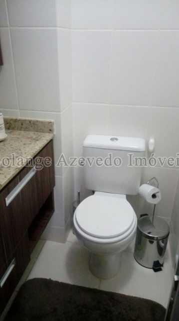 Banheiro SuiteA. - Apartamento À VENDA, Tijuca, Rio de Janeiro, RJ - TJAP20521 - 18