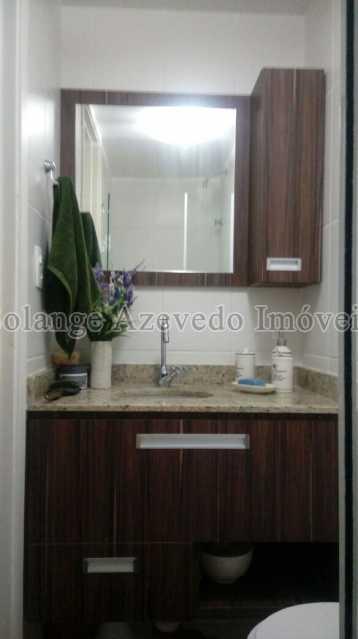 Banheiro SuiteC. - Apartamento À VENDA, Tijuca, Rio de Janeiro, RJ - TJAP20521 - 17