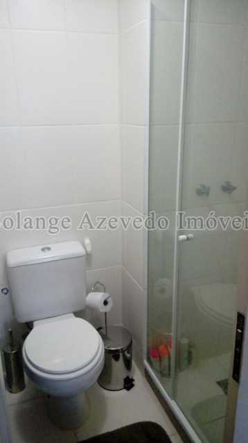 Banheiro SuiteD. - Apartamento À VENDA, Tijuca, Rio de Janeiro, RJ - TJAP20521 - 19