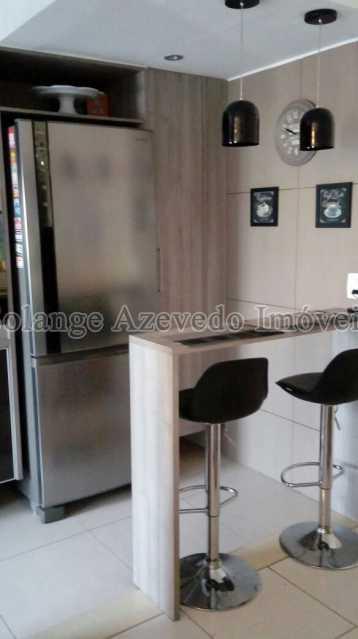 cozinhaA - Apartamento À VENDA, Tijuca, Rio de Janeiro, RJ - TJAP20521 - 10